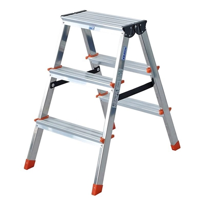 Attēls no Ladder double-sided Krause Dopplo 120397