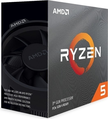 Изображение AMD Ryzen 5 3600X 3.80GHz 32MB BOX