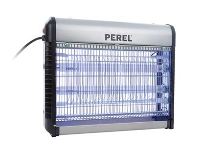 Изображение GIK08N1 PEREL 2 x 10W elektriskais līdzeklis pret insektiem GIK08N