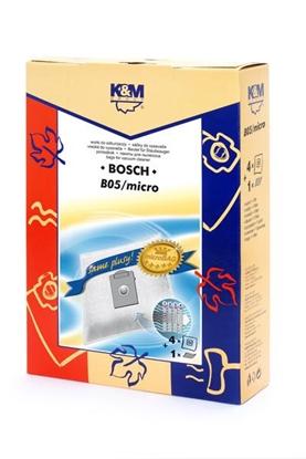 K&M Maisi putekļu sūcējam BOSCH typ