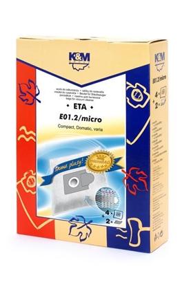 Изображение Maisi putekļu sūcējam EIO Nr9 KM-E01.2