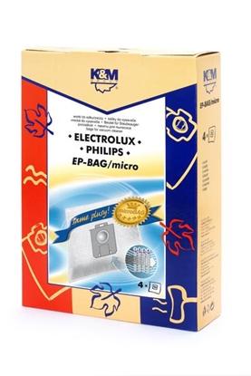Picture of Maisi putekļu sūcējam ELECTROLUX-PHILIPS S-BAG KM-EP-BAG