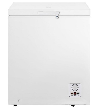 Picture of Gorenje Freezer FH151AW Chest, Height 84 cm, Total net capacity 139 L, A+, Freezer number of shelves/baskets 1, White, Free standing,