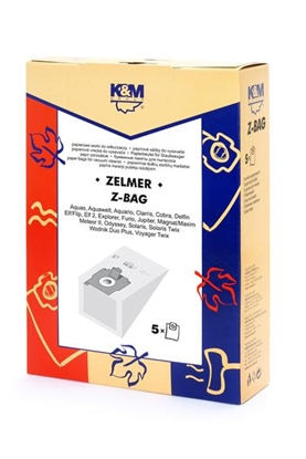 Picture of Maisi putekļu sūcējam ZELMER KM-Z-BAG-paper
