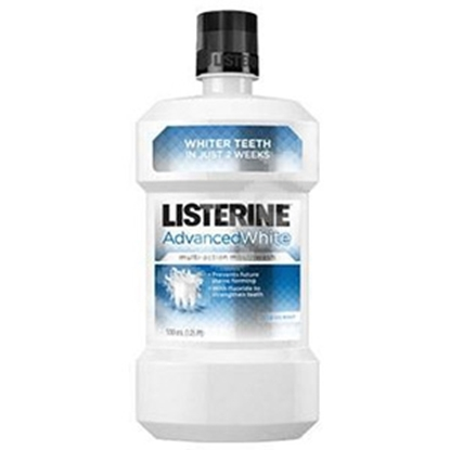 Picture of Mutes dob.skal.līdz.Listerine Adv.White 250ml