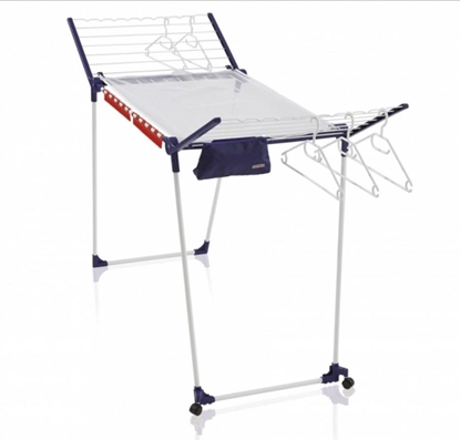 Picture of LEIFHEIT Pegasus 200 Deluxe Mobile Floor-standing rack