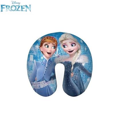 """Attēls no Disney """"Frozen"""" mīksts kakla spilvens 28x25cm bērniem no 1+ gada Multi-krāsu"""