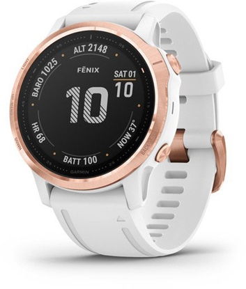 Picture of Garmin fenix 6S Pro rosegold/white