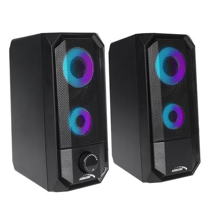 Изображение Audiocore AC845 portable speaker 5 W Stereo portable speaker Black