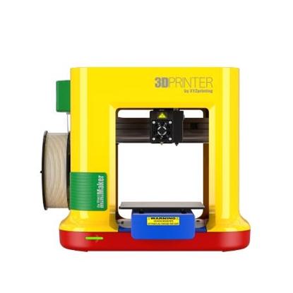 Picture of 3D Printer|XYZPRINTING|Technology Fused Filament Fabrication|da Vinci miniMaker|size 390 x 335 x 360 mm|3FM1XXEU01B
