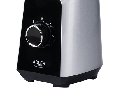 Picture of Adler AD 4076 blender 1.5 L Tabletop blender Black 500 W