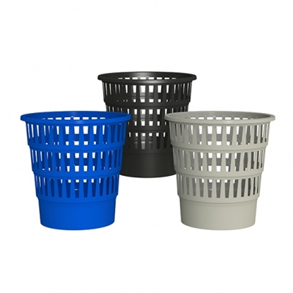 Picture of AD Class WASTE BIN MESH black