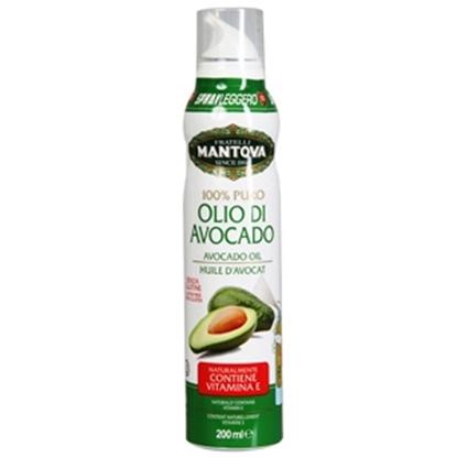 Picture of Avokado eļļa Mantova izsmidz.200ml