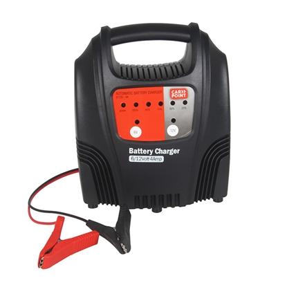 Picture of Akumulatora lādētājs Carpoint 12V 4A