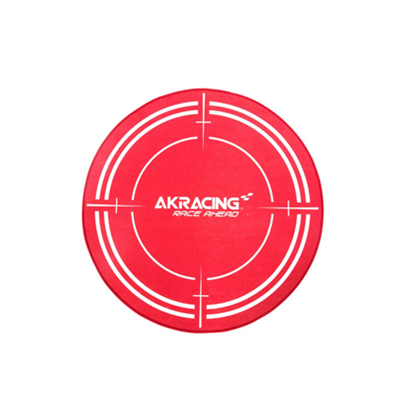 Attēls no AKRACING Floormat - Red