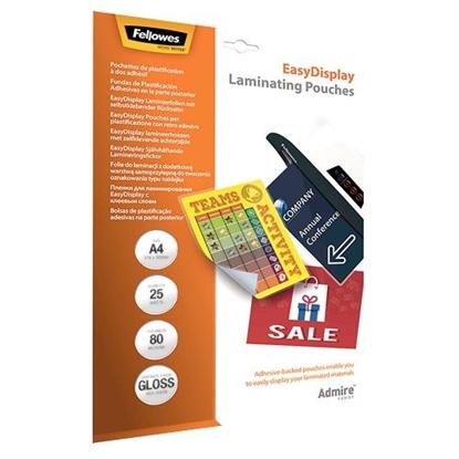 Изображение Fellowes 5601703 laminator pouch 25 pc(s)