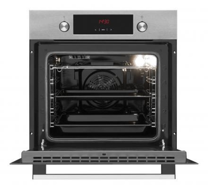 Attēls no Amica EB7541H FINE oven 65 L 3100 W A Stainless steel