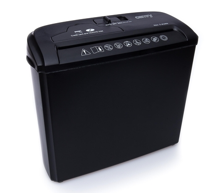 Picture of Camry CR 1033 paper shredder 72 dB Black