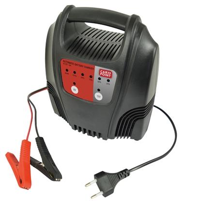 Picture of Akumulatora lādētājs Carpoint 12V 6A