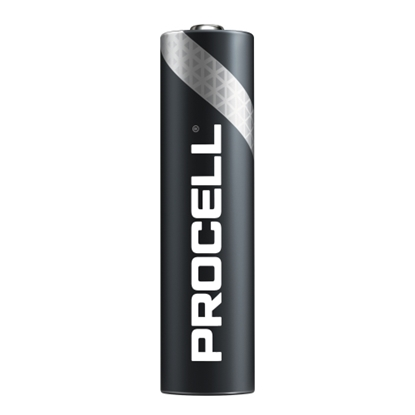 Picture of Duracell MN 2400 Procell AAA (LR03) MINIMAL ORDER 10PCS