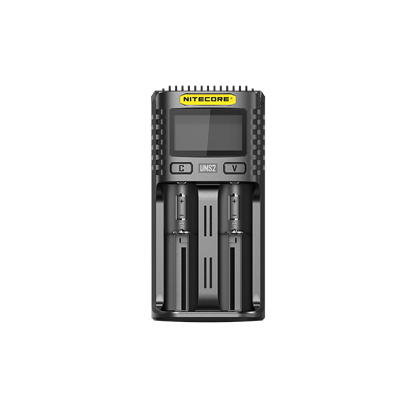Attēls no BATTERY CHARGER 2-SLOT/UMS2 NITECORE
