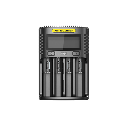 Attēls no BATTERY CHARGER 4-SLOT/UMS4 NITECORE