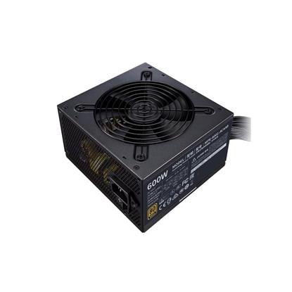 Изображение Cooler Master MWE 600 Bronze - V2 power supply unit 600 W 24-pin ATX ATX Black