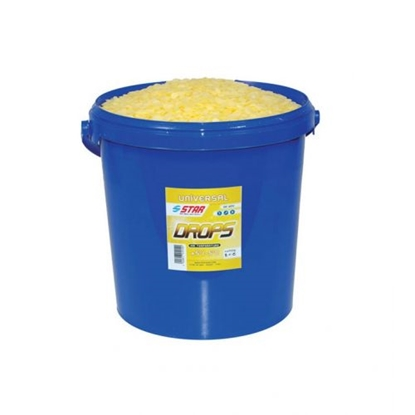 Attēls no STAR SKI WAX Drop Plus 5kg Universal +5/-5°C / +5...-5 °C
