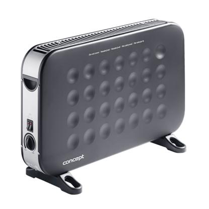 Изображение Konvektors Concept 2000W melns