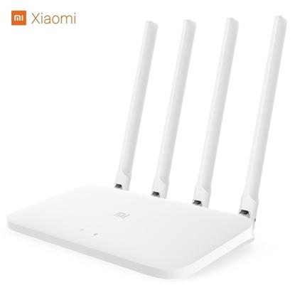 Picture of Xiaomi Mi 4C (R4CM) Wi-Fi 2.4G 802.11b/g/n 300Mbps Bezvadu Rūteris 2x LAN 100Mbps (EU) White