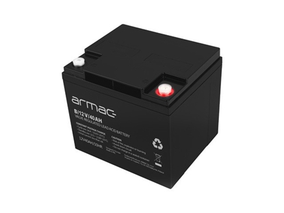 Picture of Akumulator żelowy do UPS 12V/40AH B/12V/40AH