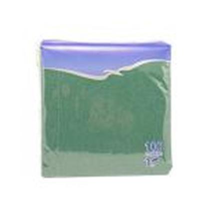 Attēls no Salvetes 24x24 cm,  100 salvetes,  zaļas