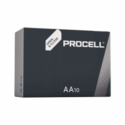 Picture of Duracell Procell AA Alkaline 10 pack
