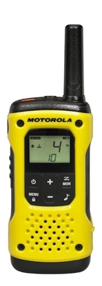 Picture of Motorola TLKR T92 H2O two-way radio 8 channels Black,Yellow
