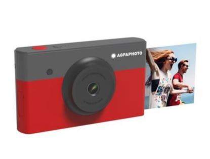 Attēls no AGFA Mini Shot 2/3 Red AMS23RD