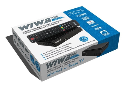Picture of Tuner TV WIWA H.265 2790Z (DVB-T)