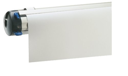 Attēls no Electrostatic film LEITZ, white, roll, 20mx60cm 0604-015