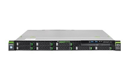 Attēls no Fujitsu PRIMERGY RX1330 M4 server Intel Xeon E 3.6 GHz 8 GB DDR4-SDRAM Rack (1U) 450 W