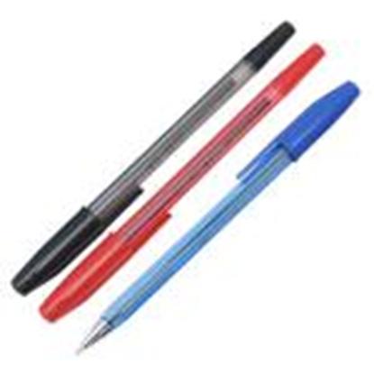 Изображение *Pildspalva lodīšu CO-OPEN 1.0mm sarkana ABP64772 M&G