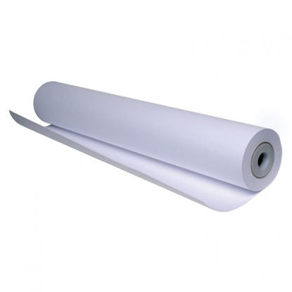 Изображение Paper for ploter 420mm x 50m, 80g Roll, 50mm core Roll, 50m, 80g