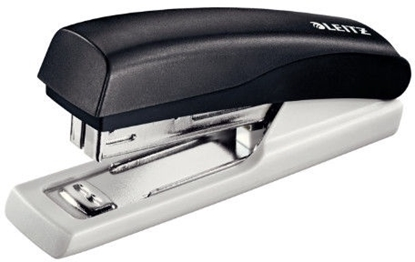 Attēls no 5517 Leitz Stapler, black, up to 10 sheets, staples 10 1102-103