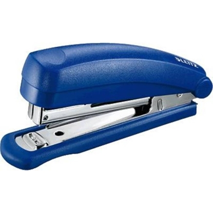 Picture of 5517 Leitz Stapler, blue, up to 10 sheets, staples 10 1102-104