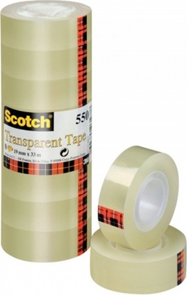 Изображение Adhesive tape Scotch® 550, 1114-127 12mmx33m