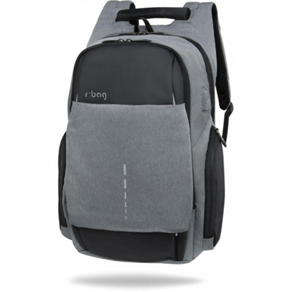 Picture of Backpack Drum R-bag gray