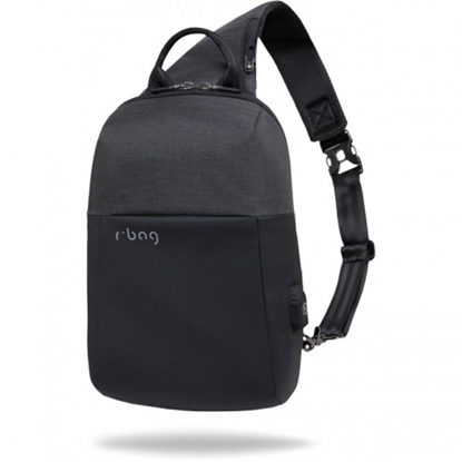 Attēls no Backpack Magnet R-bag black