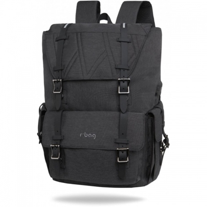 Picture of Backpack Packer R-bag black