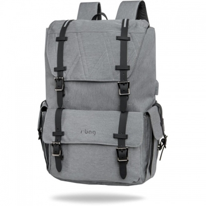 Picture of Backpack Packer R-bag gray