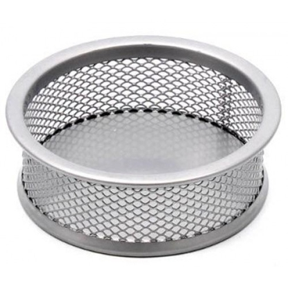 Изображение Box detail Forpus, silver, perforated metal 1005-011