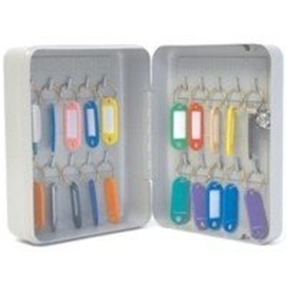 Attēls no Box Forpus keys, 48 ??keys gray 1012-002