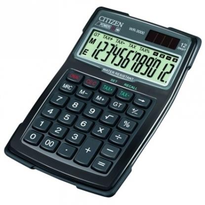 Picture of Citizen calculator WR 3000